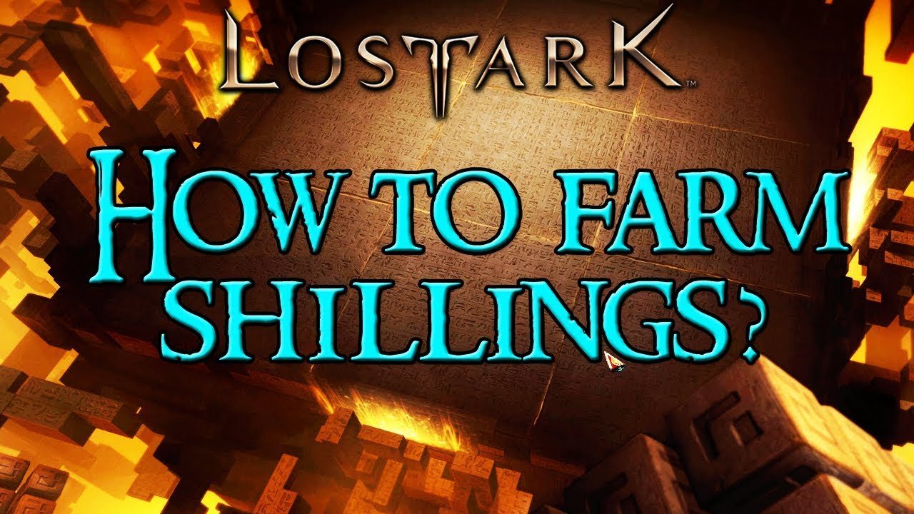 Lost Ark: How to Earn Shillings?